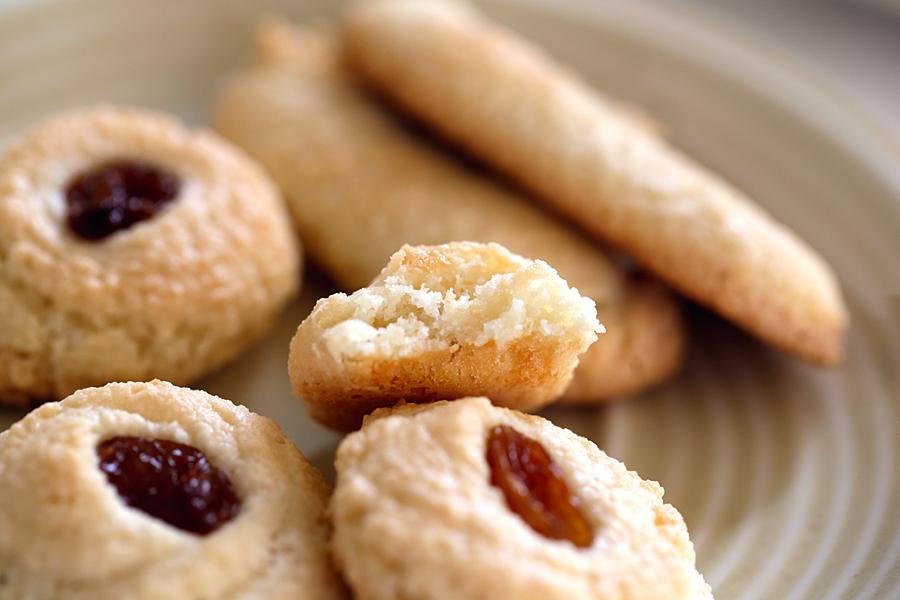 Простейшее печенье