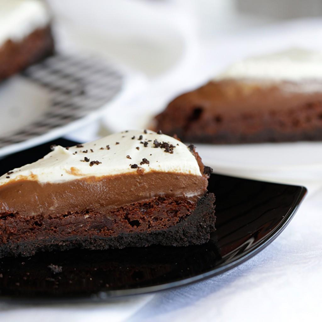 Самый шоколадный торт