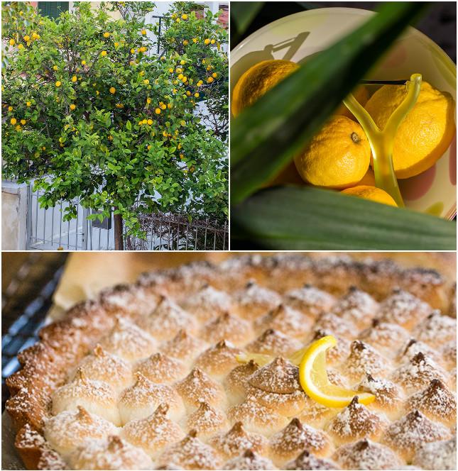 Лимонный пай