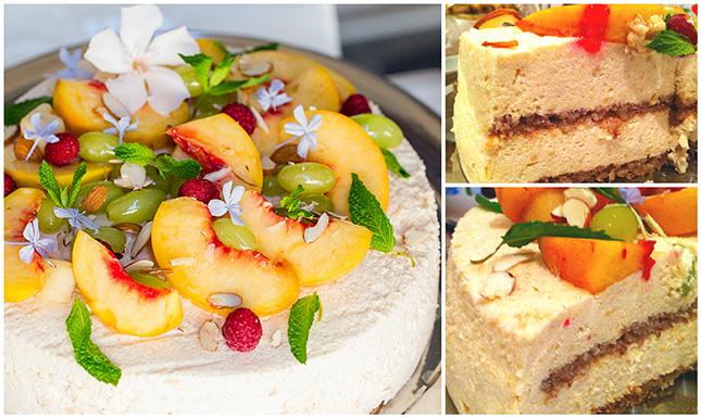 peach cake-1
