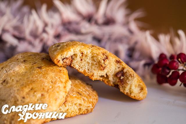 Печенье со сметаной