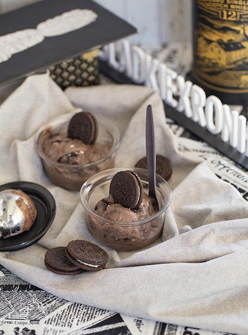Мороженое Орео