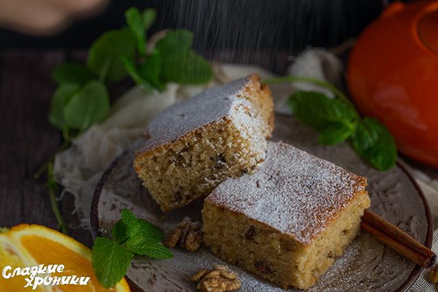 Рецепт постного пирога