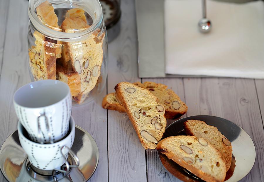 Печенье кантучини