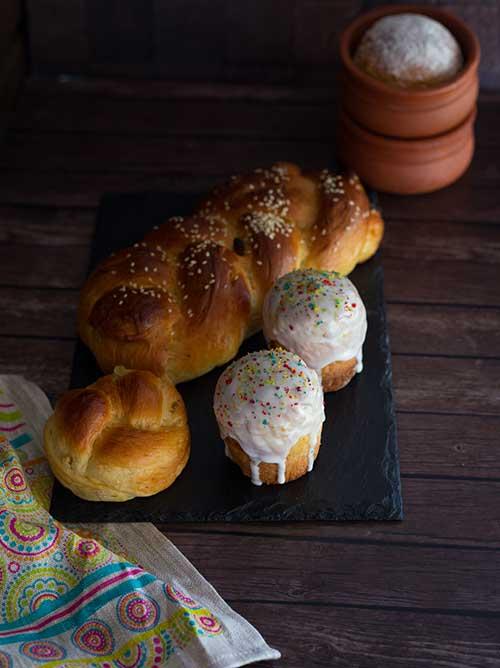 Рецепт пасхального кулича с фото пошагово