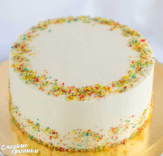 Торт с крем-чизом