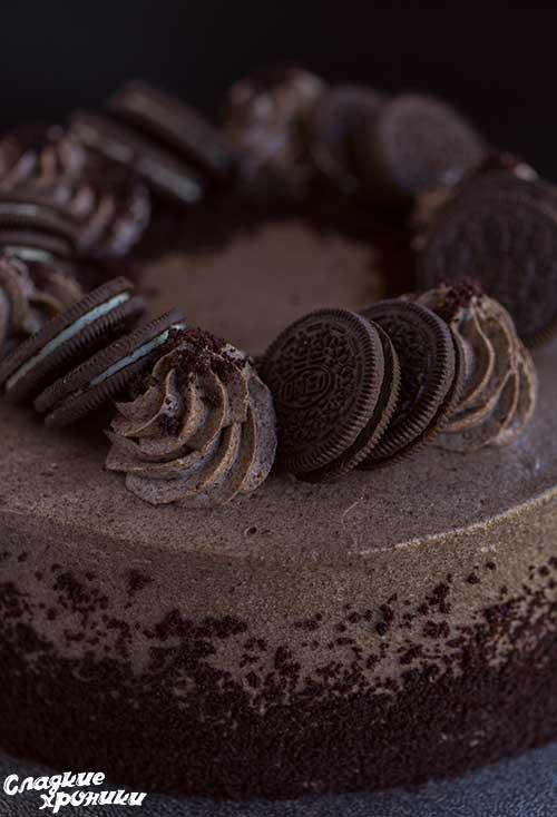 Рецепт торта Орео