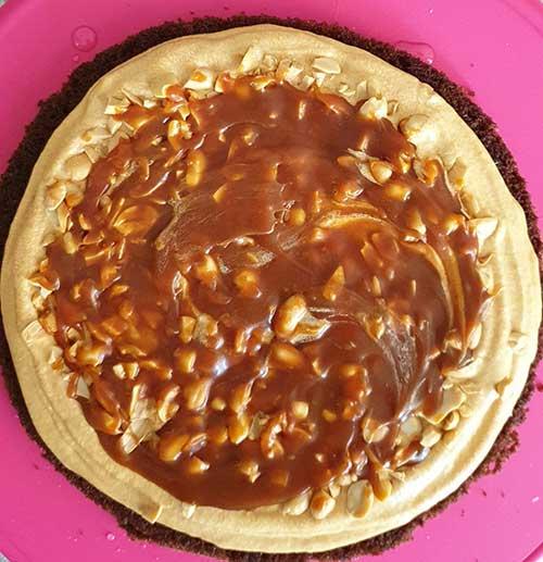Торт сникерс рецепт пошагово с фото