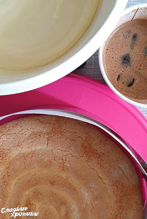 Пропитка для торта