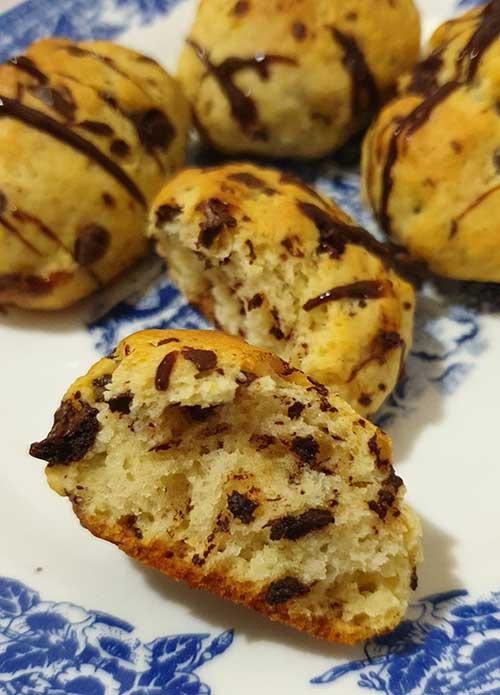 Печенье на сметане быстро и вкусно
