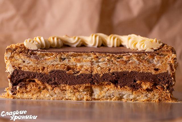 Торт Киевский с фото